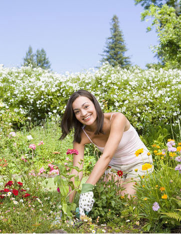 Health Lessons from the Garden – Gardening Akin to Meditation