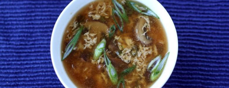 Vegelicious Hot & Sour Soup